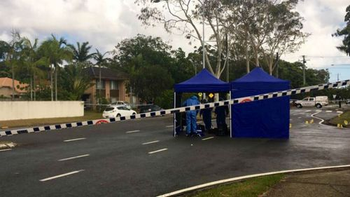 Man hit and killed by car on Gold Coast
