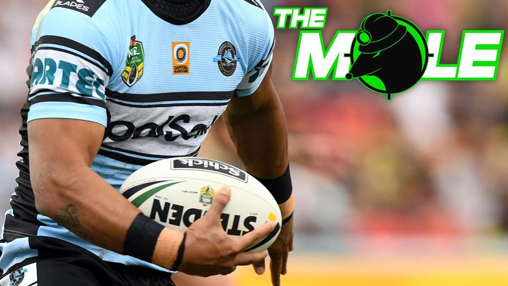 Cronulla's Valentine Holmes could leave Sharks over fullback switch to accommodate star signings