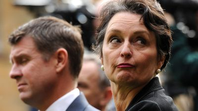 Former ABC journo turned NSW Minister for Mental Health Pru Goward loves her culture.