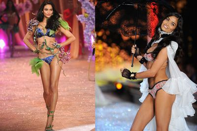 "Move over, T-Swift! Shanina's ready to ""Shaik"" it off for her third time on the Victoria's Secret runway after her 2011 and 2012 walks.<br/><br/>There's another Aussie on the runway this year too..."
