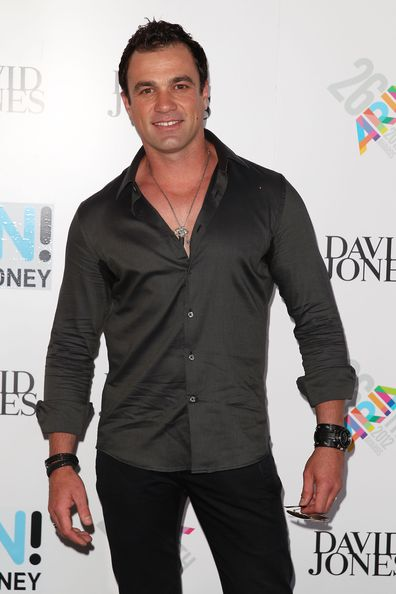 Shannon Noll, ARIAs, red carpet, arrivals