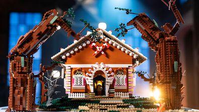 LEGO Masters Season 2 Episode 3 Fairytale challenge creation 2020 Jackson and Alex