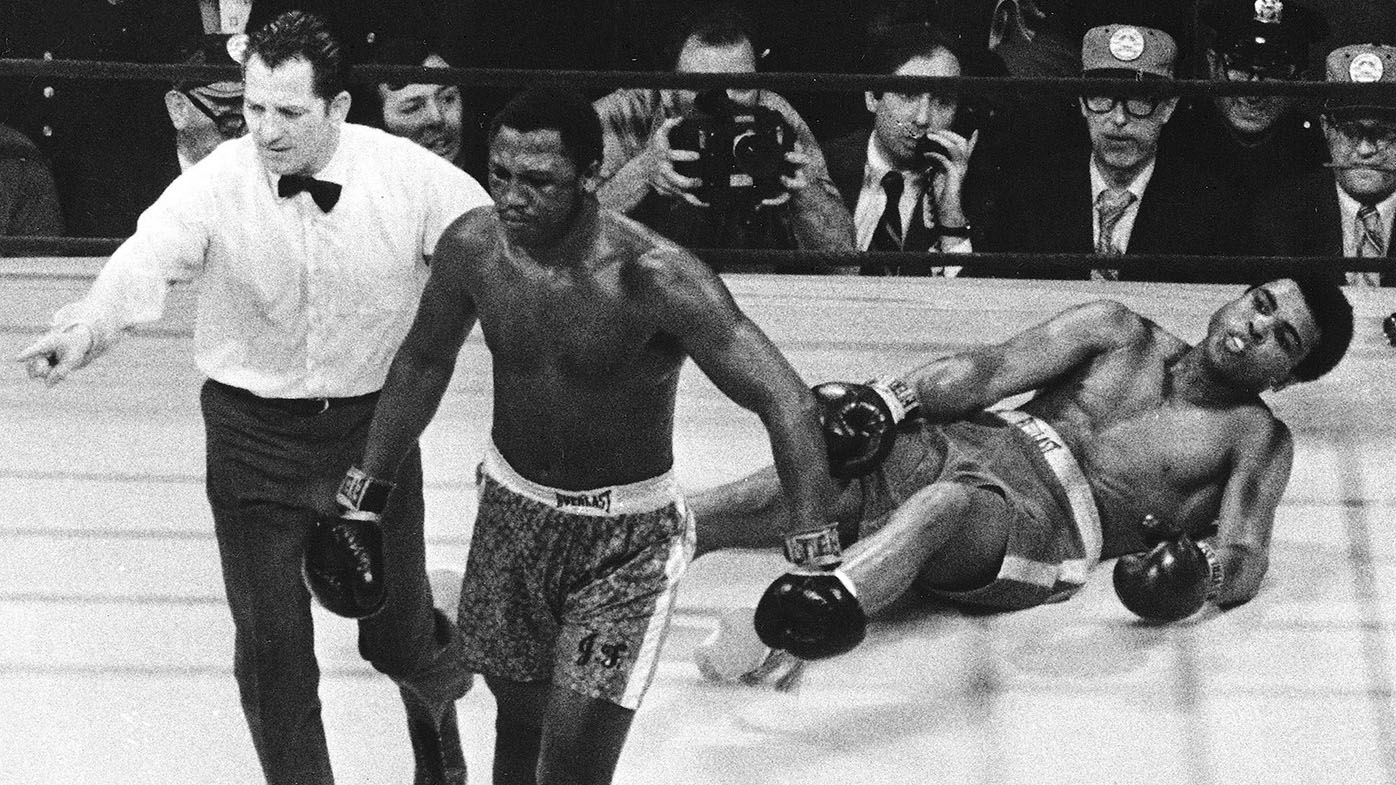 The deep hatred and big money behind the Ali vs Frazier 'Fight of the Century'