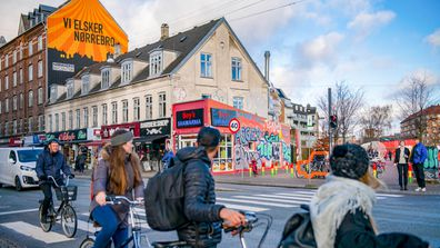 Time Out chose Nørrebro, Copenhagan as one of the  coolest cities in the world