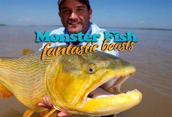 Monster Fish: Fantastic Beasts