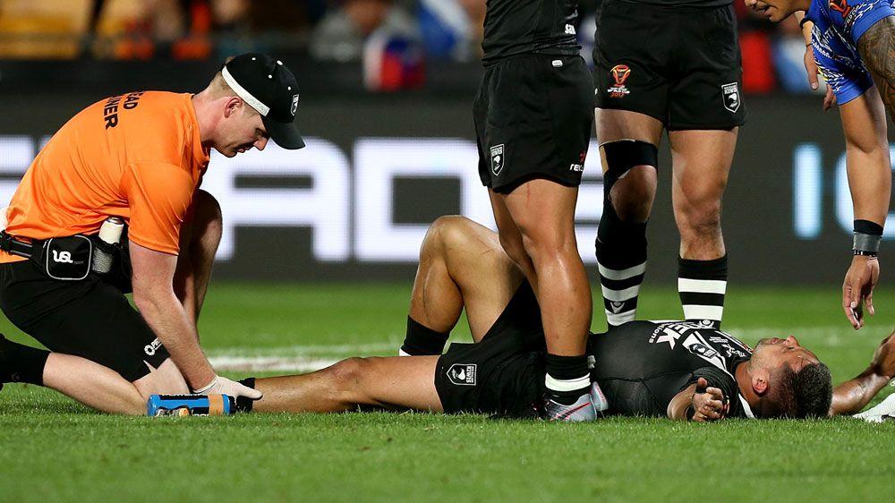 Beale goes under knife for broken ankle