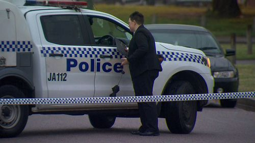 Homicide detectives have questioned two men over the death of a woman in Perth.