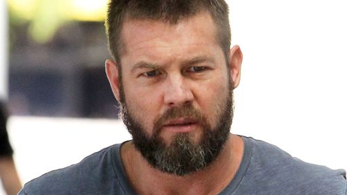 Ben Cousins served almost a year behind bars. (AAP)