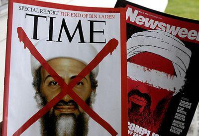 Osama Bin Laden media