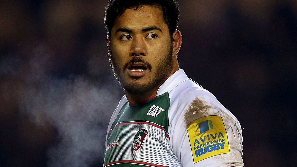 Rugby: England rugby player Manu Tuilagi treated by witch doctor after repeated injuries