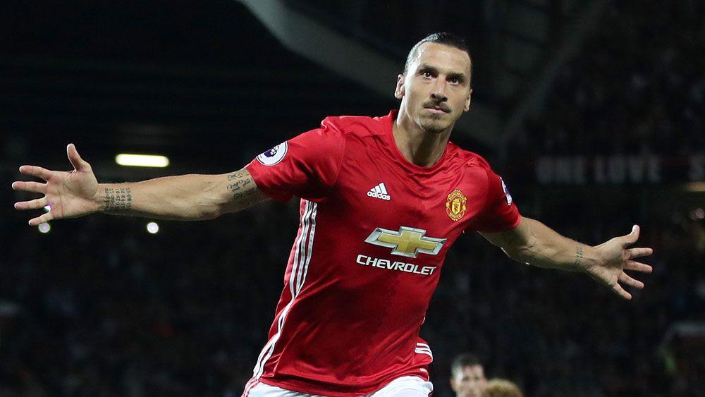 Ibra, Pogba star in United win