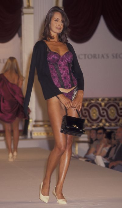 Gail Elliott at the 1995 Victoria's Secret Show