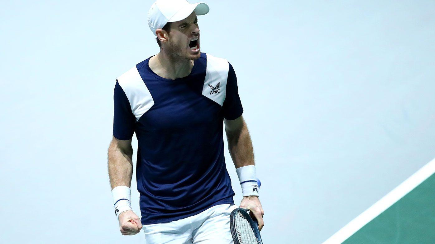 No more hip worries ahead of new season: Murray