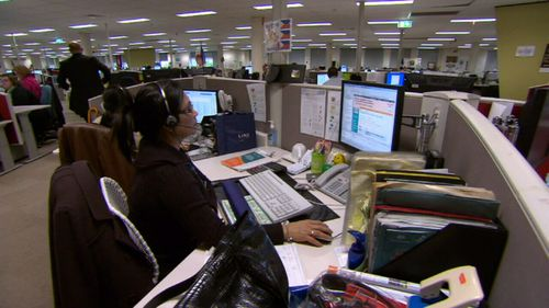 The government pledged to outsource work to add a further 250 operators to Centrelink call centres.