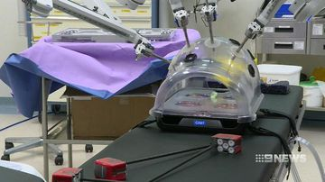 VIDEO: New breakthrough with less invasive surgery for cancer patients