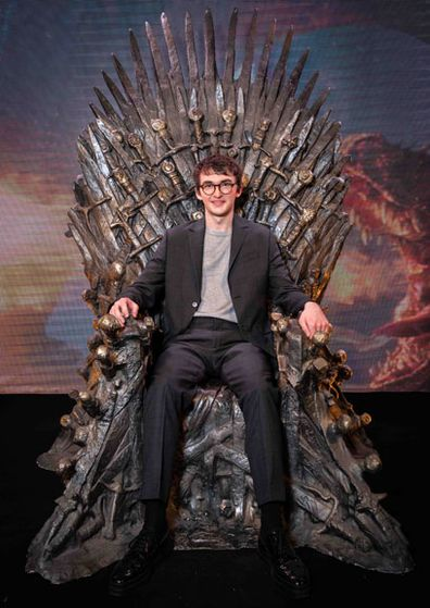 Game of Thrones actor Isaac Hempstead Wright says it's 'so brilliant' a disabled character became king  3