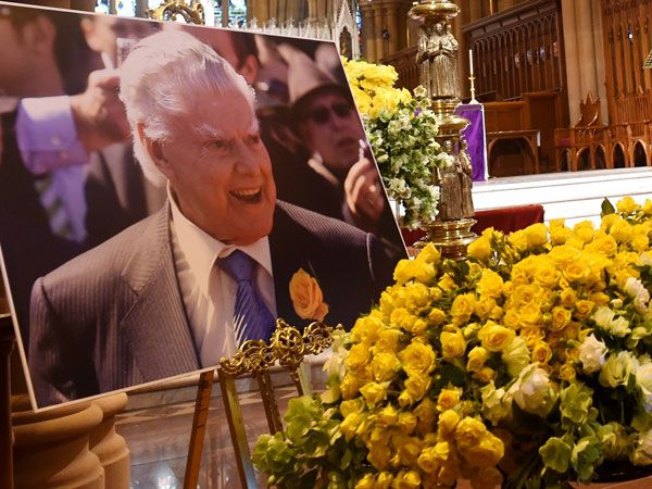 Bart Cummings remembered as 'man of the people'