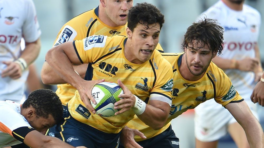 Brumbies hold on to beat Cheetahs