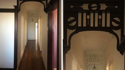 Hallway | Before