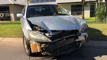 190527 Darwin car crash group assault Palmerston crime news NT Australia