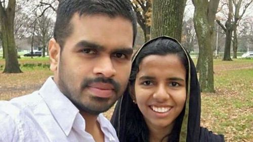 Abdul Nazer and Ansi Alibava moved to New Zealand from India last year.