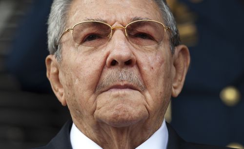 Raul Castro took on the Cuban leadership in 2006. (AAP)