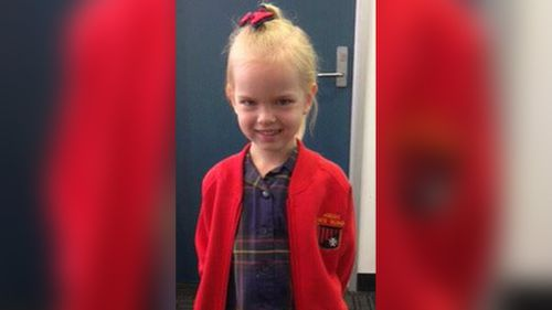 UPDATE: Missing six-year-old Brisbane girl found safe and well