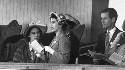 Princess Margaret and Group Captain Peter Townsend — the marriage that could never be