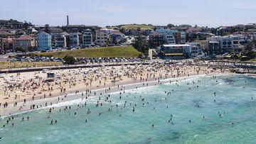 Sydney endures hottest Australia Day since 1960