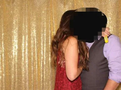 The incriminating photos were shared on Reddit.