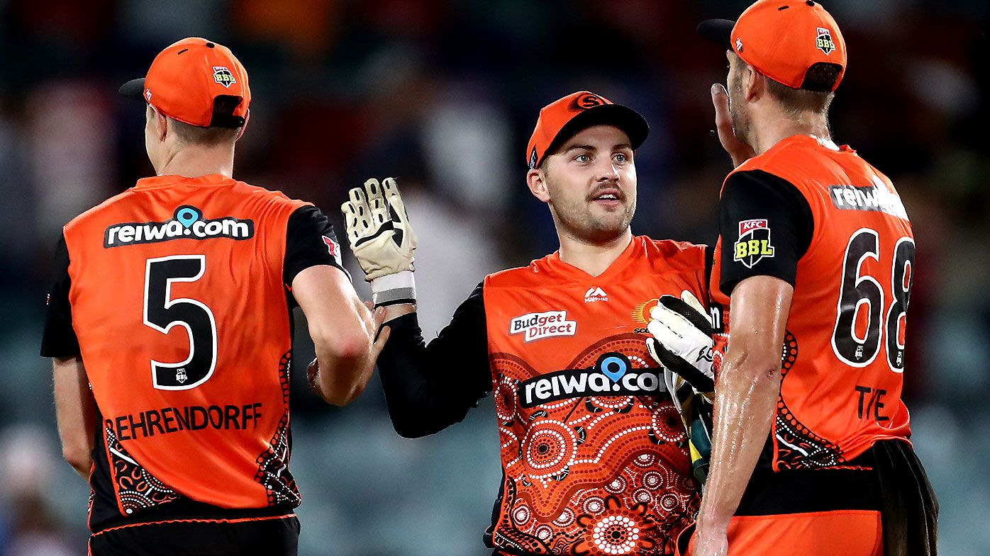 Jason Roy's health still an unknown as Perth Scorchers book ticket to another BBL final