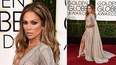 Jennifer Lopez. (AAP)