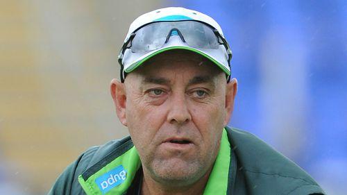 Australian cricket coach Lehmann hammered over football tickets tweet