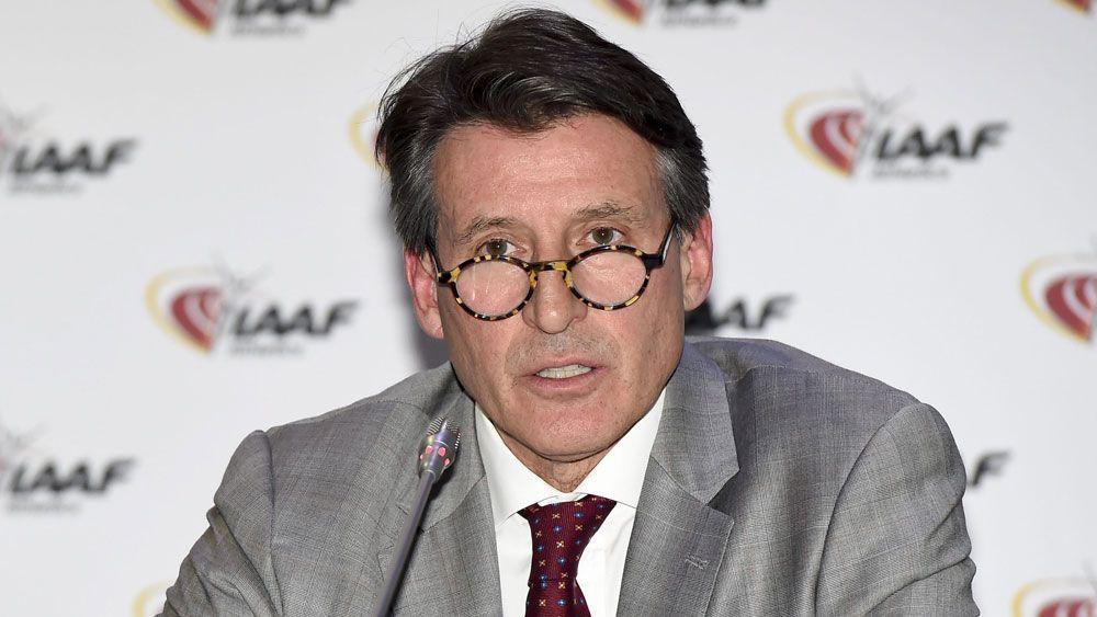Sebastian Coe. (AAP)
