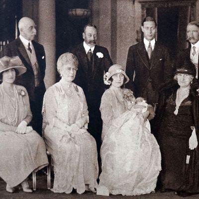 Queen Elizabeth II, May 1926