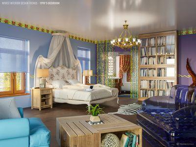 The '90s bedroom