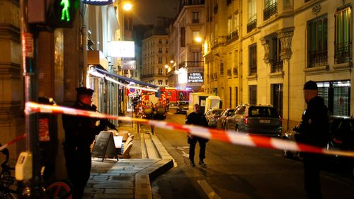 The identity of the attack suspect and reason for the attack are unclear. (Picture: AP)