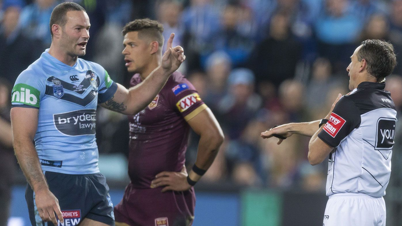 Queensland Maroons coach Kevin Walters to seek referees meeting in lead-up to State of Origin III
