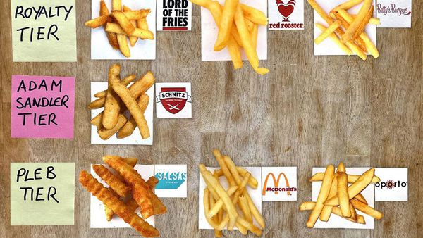 McDonald's earns surprising result in hot chip ranking