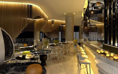 <strong>W Hotel, Brisbane</strong>