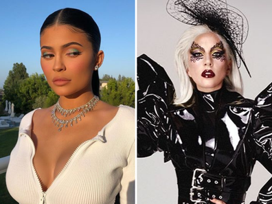 Lady Gaga taking inspo from Kylie Jenner for makeup line
