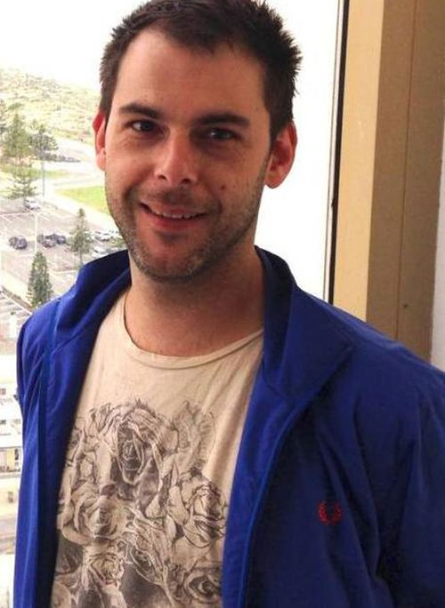 Most recent picture of missing man Attila Bogar. (Supplied)