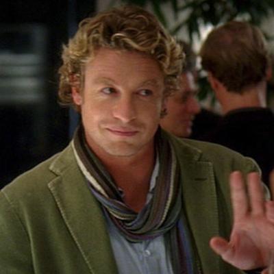Simon Baker as Christian Thompson: Then