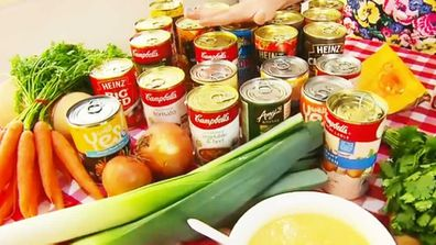 Best tinned soups on the market