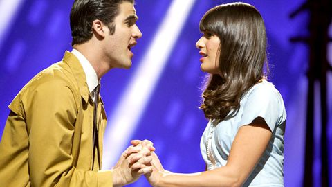 TV watchdogs complain about Glee sex scenes