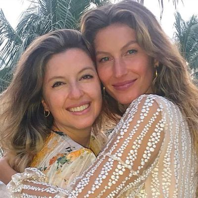 Patricia and Gisele Bündchen