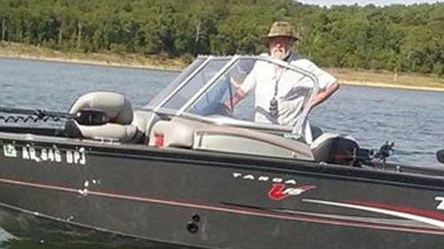 Thomas Alexander hunter killed after shooting deer in Arkansas US 4