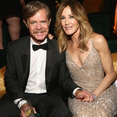 William H. Macy and Felicity Huffman: Together since the early '80s