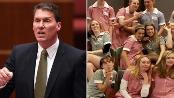 Bernardi dismisses bullying claims as 'Do It In A Dress' donations spike