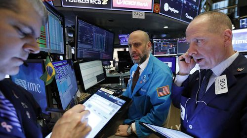Wall Street has made near-historic losses in the past week over coronavirus.